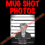 mug shot photos