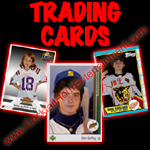 trading cards baseball cards photo favors